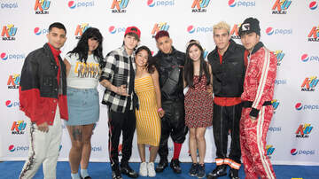 KTUphoria - PHOTOS: CNCO Meet Fans Backstage at KTUphoria