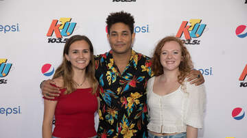 KTUphoria - PHOTOS: Bryce Vine Meets Fans Backstage at KTUphoria