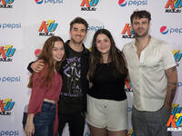 PHOTOS: The Chainsmokers Meet Fans Backstage at KTUphoria
