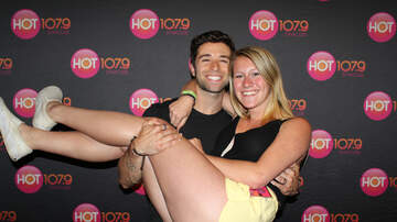 Photos - The HOT 107.9 Birthday Bash Meet and Greet with Jake Miller (PHOTOS)