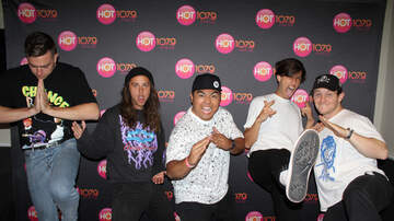 Photos - The HOT 107.9 Birthday Bash Drax Project Meet and Greet (PHOTOS)