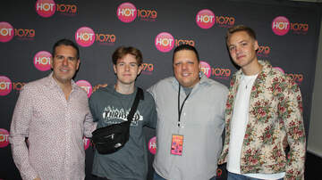 Photos - The NOTD Meet and Greet at the HOT 107.9 Birthday Bash (PHOTOS)