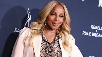 Glenn Cosby - B.E.T. to Honor Mary J. Blige with The Lifetime Achievement Award