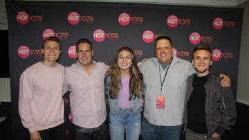 Photos - The We Three Meet and Greet at the HOT 107.9 Birthday Bash (PHOTOS)