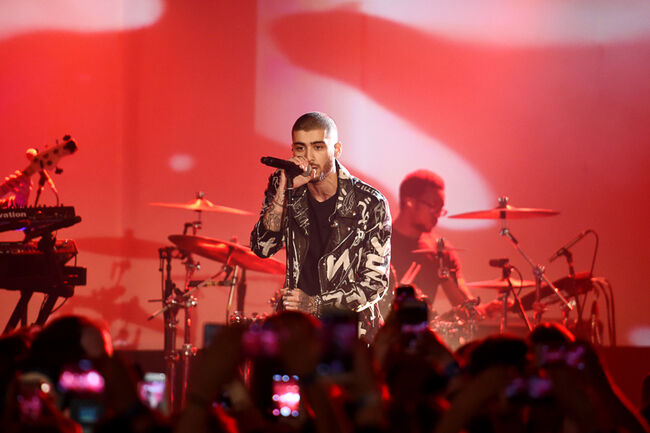 ZAYN Album Release Party On The Honda Stage At The iHeartRadio Theater