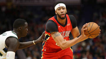 Sports Top Stories - Lakers Reportedly Trade for Anthony Davis