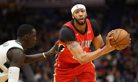 National News - Lakers Reportedly Trade for Anthony Davis