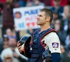 Dan Barreiro - Joe Mauer Ceremony