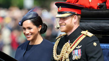 iHeartCountry - Prince Harry & Meghan Markle Release Father's Day Photo Of Archie