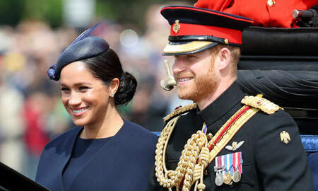 Music News - Prince Harry & Meghan Markle Release Father's Day Photo Of Archie