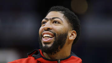 Sports News - An Anthony Davis Mural Has Already Been Made In Los Angeles
