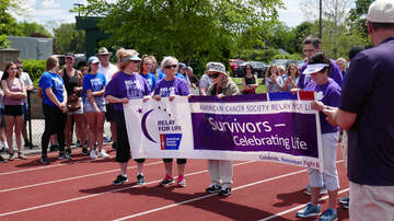Photos - Relay for Life at Fayetteville Manlius High School with Y94 (PHOTOS)