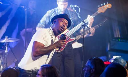 Trending - The Heavy's Kelvin Swaby Reveals Secret To His Band's Relentless Groove