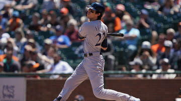 Brewers - Brewers salvage win in Giants series, 5-3 on Sunday