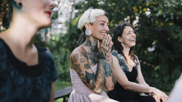 """Marty and Jodi in the Morning - Bride Asks Guest To Cover Tattoos So She Doesn't """"Clash"""" with Wedding"""