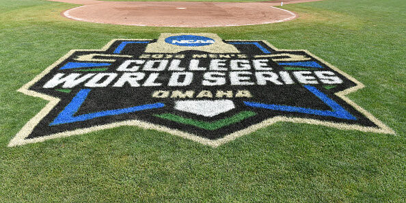 College World Series - Arkansas v Oregon State - Game One