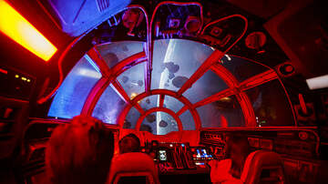 The Kane Show - This is What Happens When the Millennium Falcon Ride Breaks Down!