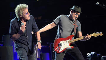 Rock News - The Who Announce Second Leg Of 'Moving On!' Tour Starting In September