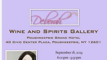 None - Wine & Spirits at the Poughkeepsie Grand Wednesday September 18th!