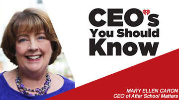 CEO's You Should Know - Mary Ellen Caron; CEO of After School Matters