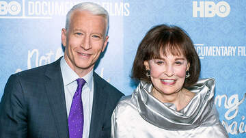 Dana Tyson - Anderson Cooper to Inherit Less Than $1.5M From Mother Gloria Vanderbilt