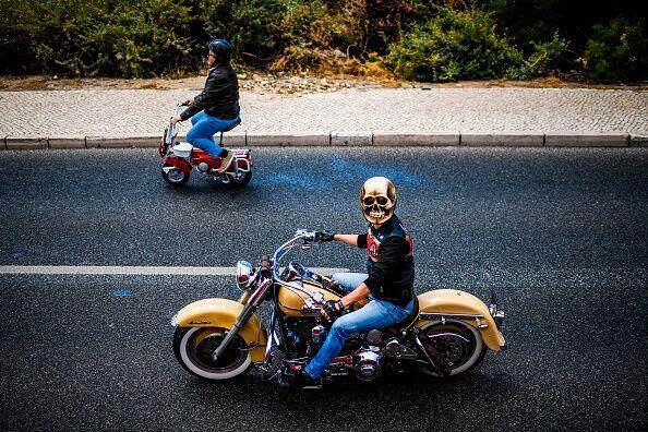 TOPSHOT-PORTUGAL-MOTORCYCLE-HARLEY-DAVIDSON