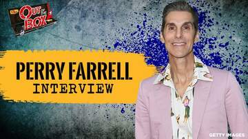 Out Of The Box - Perry Farrell Reveals No. 1 Piece Of Advice For Young Musicians