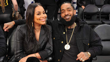 DJ A-OH - Lauren London Honors Nipsey on Father's Day