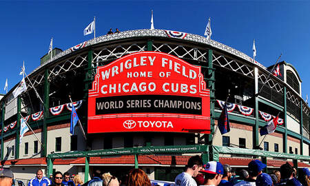 Sports Top Stories - Chicago Cubs Want Sports Betting At Wrigley Field: Report