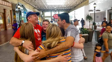 Photos - Father's Day Musical Chairs at Valley Fair Mall
