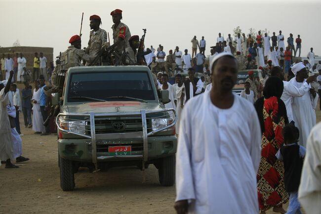 SUDAN-POLITICS-UNREST