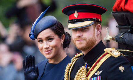 Entertainment News - Meghan Markle & Prince Harry's Plans For Archie's Christening Revealed