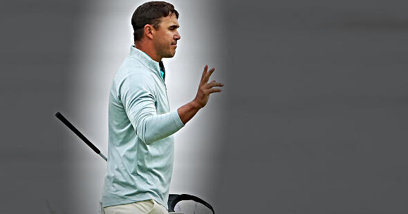 Brooks Koepka is One of the Most Effortless Star Athletes in the World