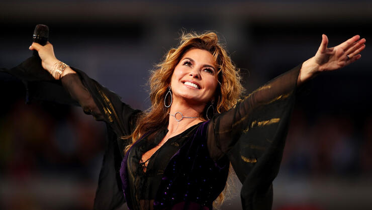 Shania Twain Returns To Las Vegas | iHeartRadio