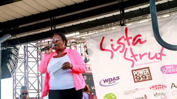 Sista Strut Philadelphia - Presenters and Special Guests at 2019 Sista Strut Philadelphia