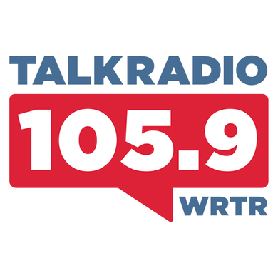 Talk Radio 105.9 WRTR logo