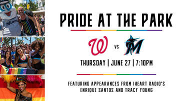 None - Pride at the Park with the Miami Marlins