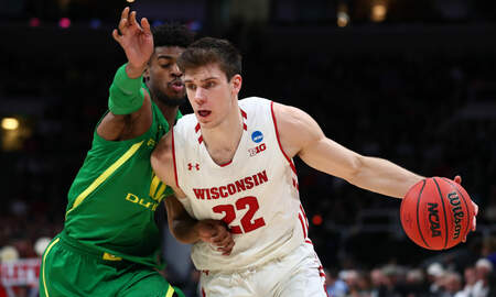 Wisconsin Badgers - NBA Draft Profile: Ethan Happ, Wisconsin
