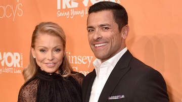 Elvis Duran - Kelly Ripa & Mark Consuelos Describe Daughter Walking In On Them Having Sex