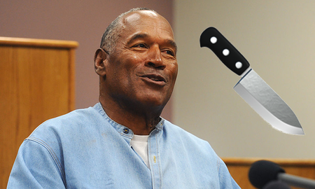 Entertainment News - OJ Simpson Allegedly DMed Knife Emojis To Intimidate Man On Twitter