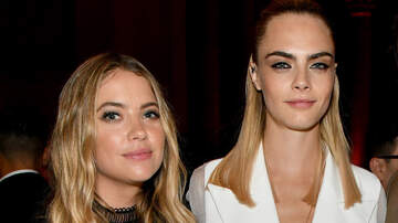 Elvis Duran - Cara Delevingne Says This Inspired Her To Go Public With GF Ashley Benson