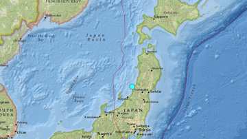 National News - Powerful 6.4 Quake Rocks Japan, Tsunami Warning Issued