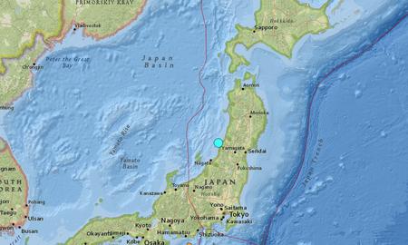 National News - Powerful 6.4 Quake Rocks Japan, Tsunami Warning Issued