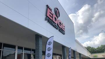 Photos - Ashley and KC101 at Edge Fitness in Bristol on 6/17