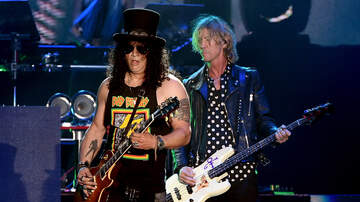 Maria Milito - Guns N' Roses Announce More Fall U.S. Tour Dates