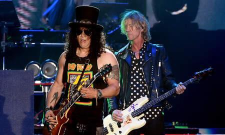 Rock News - Guns N' Roses Announce More Fall U.S. Tour Dates