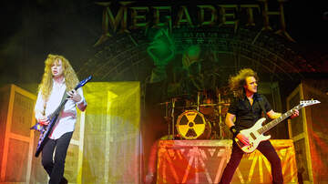 iHeartRadio Music News - Megadeth Is 'Optimistic' About Dave Mustaine's Cancer Recovery
