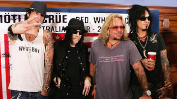 Carter Alan - Motley Crue's The Dirt First Published in 2001 Out On Audiobook June 25