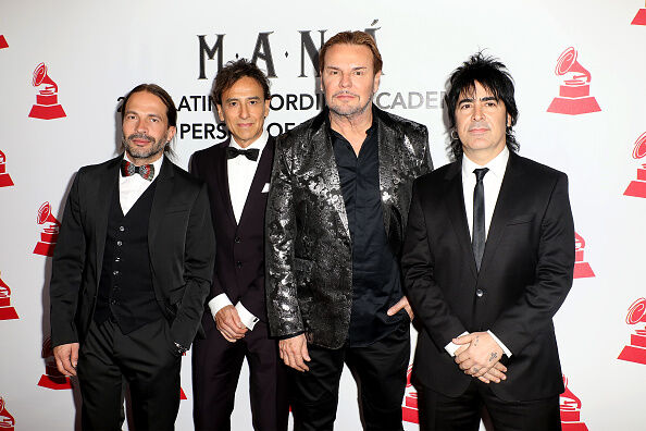 Maná - GettyImages