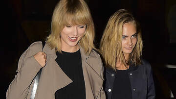 Trending - Cara Delevingne Cried Watching Taylor Swift's 'You Need To Calm Down' Video